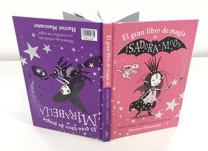 EL GRAN LIBRO DE MAGIA DE ISADORA MOON /MIRABELLA