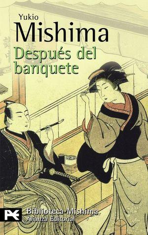 DESPUES DEL BANQUETE
