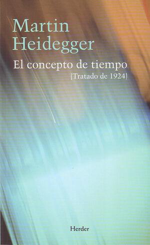 CONCEPTO DEL TIEMPO, EL