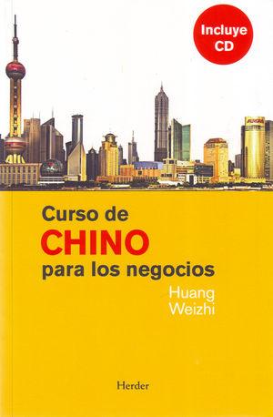 CURSO DE CHINO PARA LOS NEGOCIOS