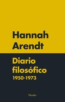 DIARIO FILOSOFICO 1950-1973