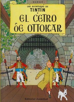 TINTIN: EL CENTRO DE OTTOKAR
