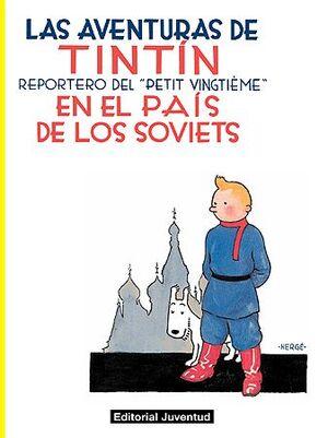 TIN TIN EN EL PAIS DE LOS SOVIETS