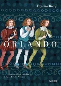 ORLANDO (EDICION ILUSTRADA)