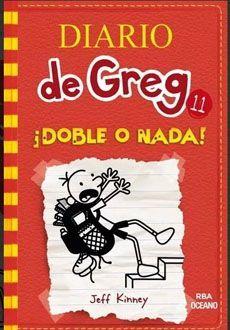 DIARIO DE GREG 11 - DOBLE O NADA