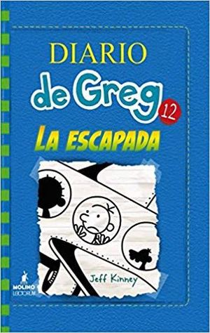 DIARIO DE GREG 12 - LA ESCAPADA
