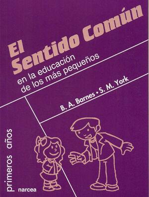 EL SENTIDO COMÚN EN LA EDUCACIÓN DE LOS MÁS PEQUEÑOS