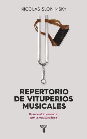 REPERTORIO DE VITUPERIOS MUSICALES
