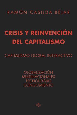 CRISIS Y REINVENCION DEL CAPITALISMO