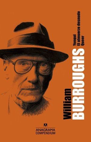 WILLIAM BURROUGHS - COMPENDIUM