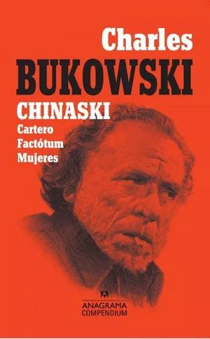 CHARLES BUKOWSKI - COMPENDIUM (ROJO)