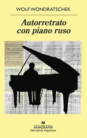 AUTORRETRATO CON PIANO RUSA