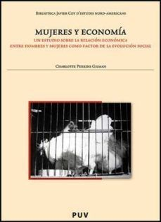 MUJERES Y ECONOMIA