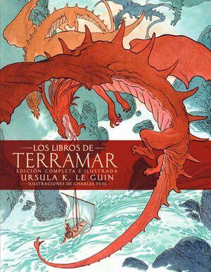 LOS LIBROS DE TERRAMAR