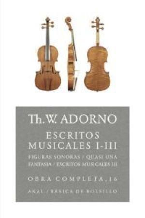 ESCRITOS MUSICALES I-III