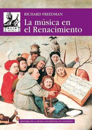 MUSICA EN EL RENACIMIENTO, LA