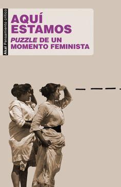 AQUI ESTAMOS PUZZLE DE UN MOMENTO FEMINISTA