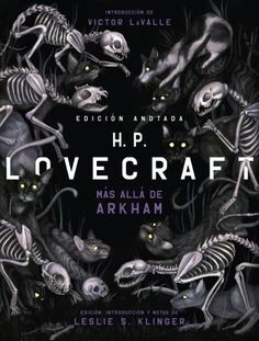 HP LOVECRAFT ANOTADO MAS ALLA DE ARKHAM