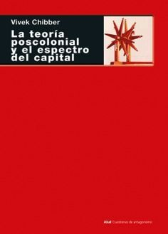 LA TEORIA POSCOLONIAL Y EL ESPECTRO DL CAPITAL