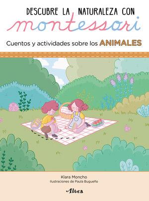DESCUBRE LA NATURALEZA CON MONTESSORI. ANIMALES