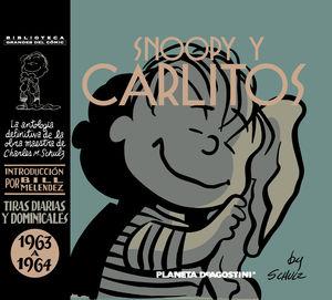 SNOOPY Y CARLITOS 1963-1964 Nº 07/25