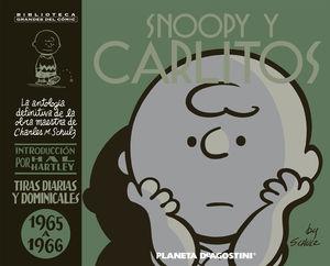 SNOOPY Y CARLITOS 1965-1966 Nº 08/25