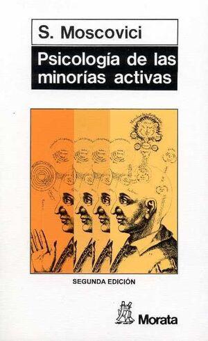 PSICOLOGÍA DE LAS MINORÍAS ACTIVAS