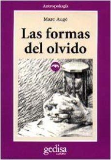 FORMAS DEL OLVIDO, LAS
