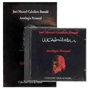 ANTOLOGIA PERSONAL (CON CD)