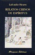 RELATOS CHINOS DE ESPIRITUS