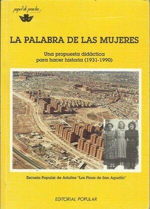 PALABRA DE LAS MUJERES, LA