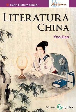 LITERATURA CHINA