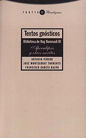 TEXTOS GNOSTICOS III