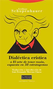 DIALECTICA ERISTICA 4ªED