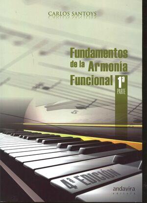 FUNDAMENTOS DE LA ARMONÍA FUNCIONAL VOL. 1 2015