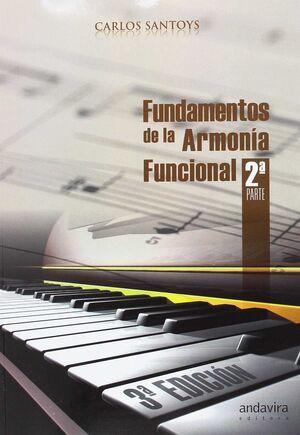 FUNDAMENTOS DE LA ARMONÍA FUNCIONAL VOL. 2 2015