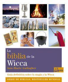 BIBLIA DE LA WICCA, LA