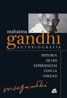 MAHATMA GANDHI AUTOBIOGRAFIA