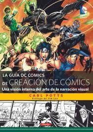 LA GUÍA DC COMICS DE CREACIÓN DE CÓMICS