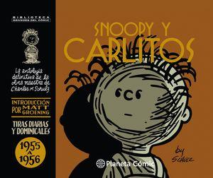 SNOOPY Y CARLITOS 1955-1956 Nº 03/25 (NUEVA EDICIÓN)