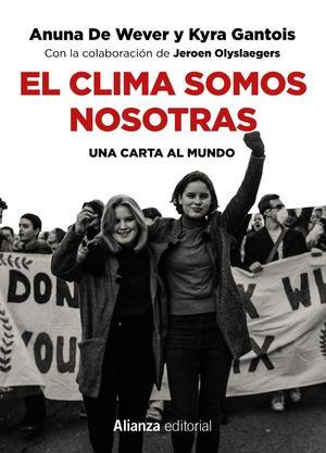 EL CLIMA SOMOS NOSOTRAS