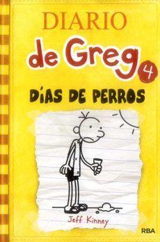 DIARIO DE GREG 4 - DIAS DE PERROS