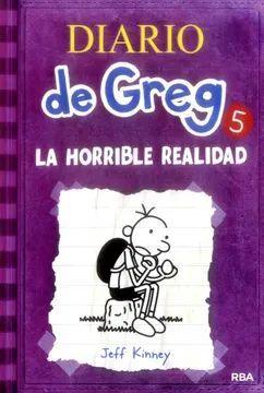 DIARIO DE GREG 5 - RÚSTICO