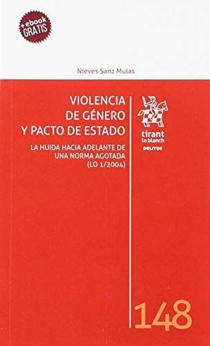 VIOLENCIA DE GÉNERO Y PACTO DE ESTADO