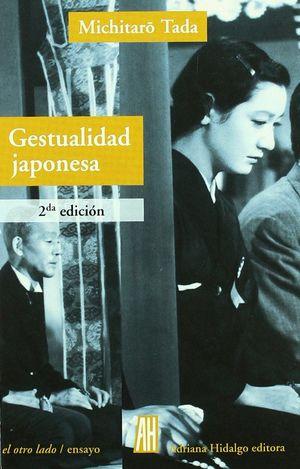GESTUALIDAD JAPONESA