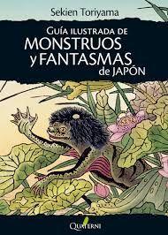 GUIA ILUSTRADA DE MONSTRUOS Y FANTASMAS