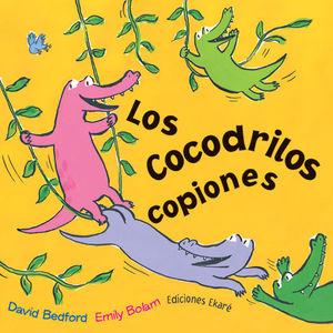 LOS COCODRILOS COPIONES