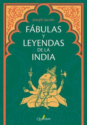 FABULAS Y LEYENDAS DE LA INDIA
