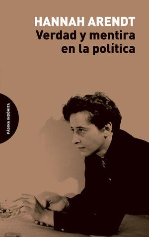 VERDAD Y MENTIRA EN LA POLÍTICA