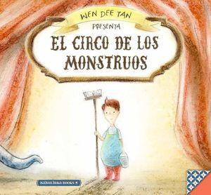 EL CIRCO DE LOS MONSTRUOS